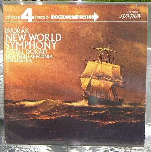 the importance and power of metaphors in the new world symphony by antonin dvok