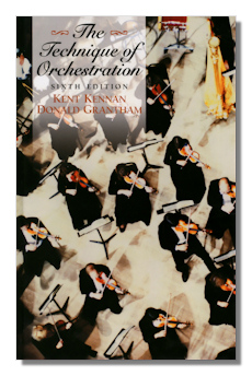 Walter piston orchestration