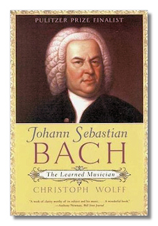 a biography of john sebastian bach a german musician Johann sebastian bach was better known as a virtuoso organist than as a composer in his day his sacred music, organ and choral works, and other instrumental music had an enthusiasm and seeming freedom that concealed immense rigor bach's use of counterpoint was brilliant and innovative, and the.