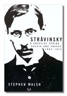 igor stravinsky biography summary