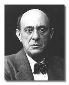 Arnold Schönberg (Schoenberg) (1874-1951) Schonberg