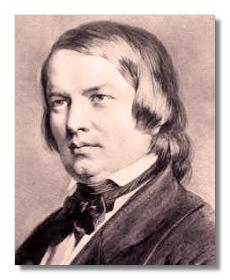 Robert Schumann c. 1838