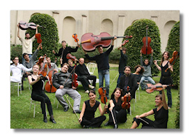 Berg Chamber Orchestra