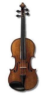 1700 'Penny' Stradivarius Violin