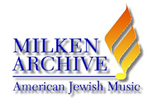 Milken Archive of American Jewish Music
