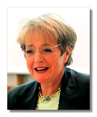 British Culture Minister Margaret Hodge