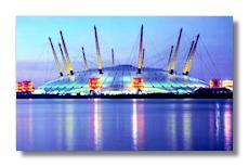 O2 - Millenium Dome