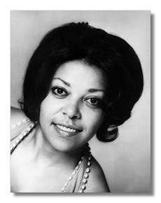 Dorothy Rudd Moore - composer, soprano