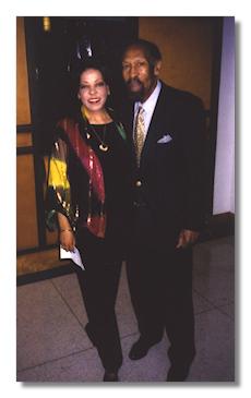 Dorothy Rudd & Kermit Moore