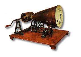 Phonautograph 1857