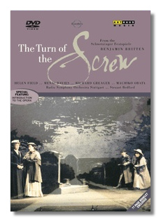 Classical Net Review - Britten - The Turn of the Screw