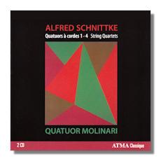 Bildergebnis für quatuor molinari cd
