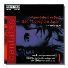 Bach Complete Cantatas Suzuki Review