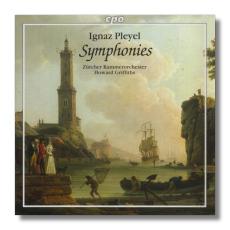 Classical Net Review - Pleyel - Symphonies