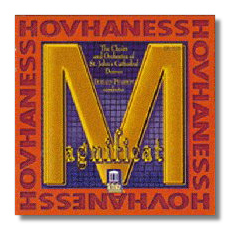 Classical Net Review - Hovhaness - Choral Music