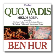 Classical Net Review - Rózsa - Quo Vadis, Ben Hur