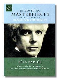 bartók's concerto for orchestra was commissioned by