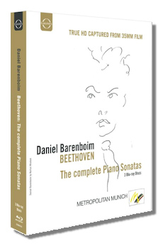 Classical Net Review - Beethoven - Complete Piano Sonatas