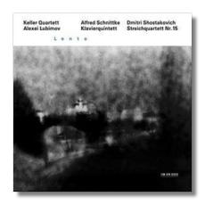 Classical Net Review - Schnittke/Shostakovich - Piano Quintet/String