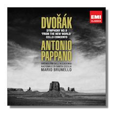 Classical Net Review - Dvořák - Symphony #9, Cello Concerto