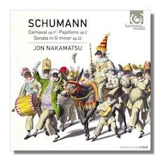 Classical Net Review - Schumann - Piano Sonata #2, Papillons, Carnaval