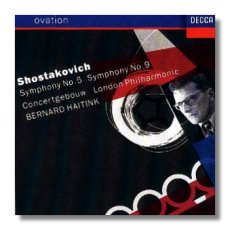 Classical Net Review - Shostakovich - Symphonies #2, 5, 9 & 10