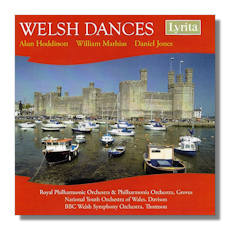 classical net review hoddinottjonesmathias welsh dances