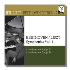 Classical Net Review - Beethoven by Biret - Volumes I-IV