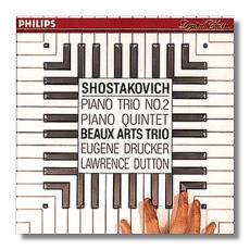 Classical Net Review - Shostakovich - Piano Quintet, Piano