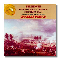 Classical Net Review - Beethoven - Symphonies #1 & 3