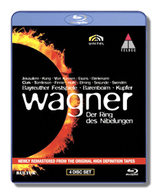 Classical Net Review Wagner Der Ring Des Nibelungen