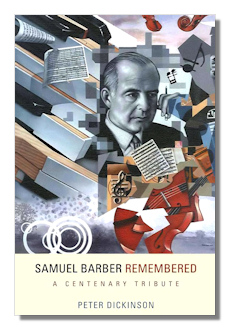 samuel barber first essay Samuel barber, the american composer who twice won the pulitzer prize   however, ''vanessa,'' mr barber's first operatic essay, came to be.
