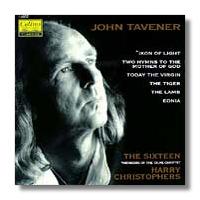 Tavener today the virgin