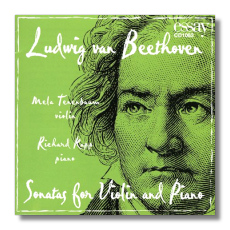 classical net review   beethoven   violin sonatassonatas